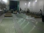 pembuatan atap fiber