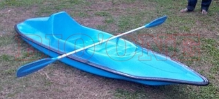Perahu kano singel[2]
